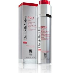 Elizabeth Arden Makeup - New Elizabeth Arden Pro Triple Protect Sunscreen